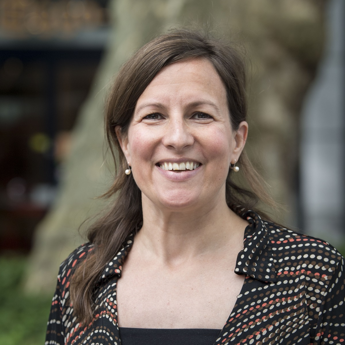 Portretfoto van Heleen Mookhoek, Accountmanager van UDSRotterdam