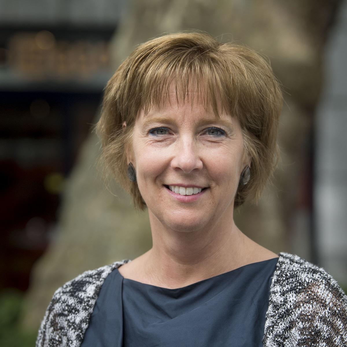 Portretfoto van Jeannette Huurman, Financieel manager van UDSRotterdam